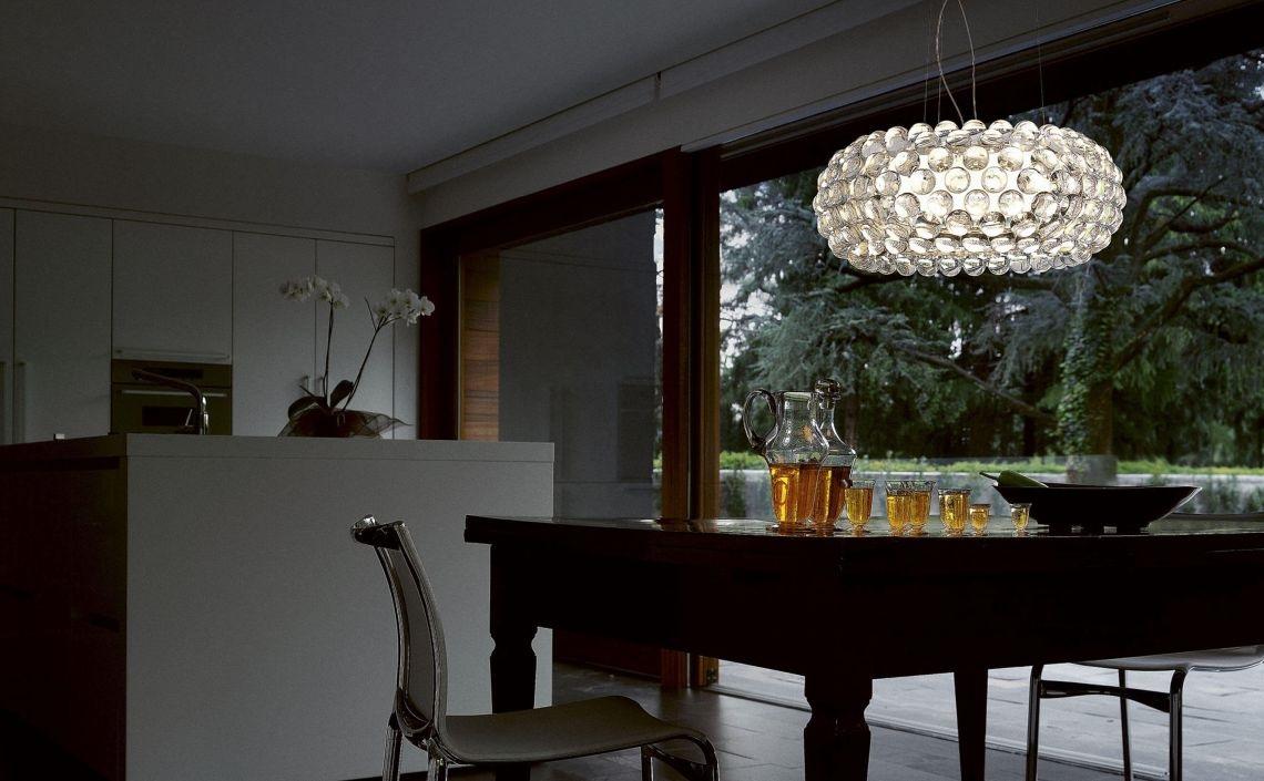 Lampa Caboche od Foscarini: postaw na blask i efektowną