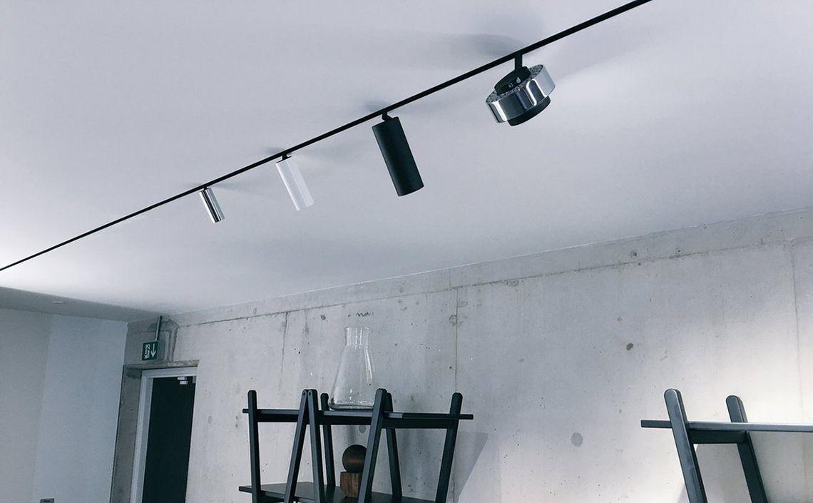 nowoczesne lampy oświetleniowe